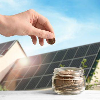 Photovoltaikanlage, Sparen